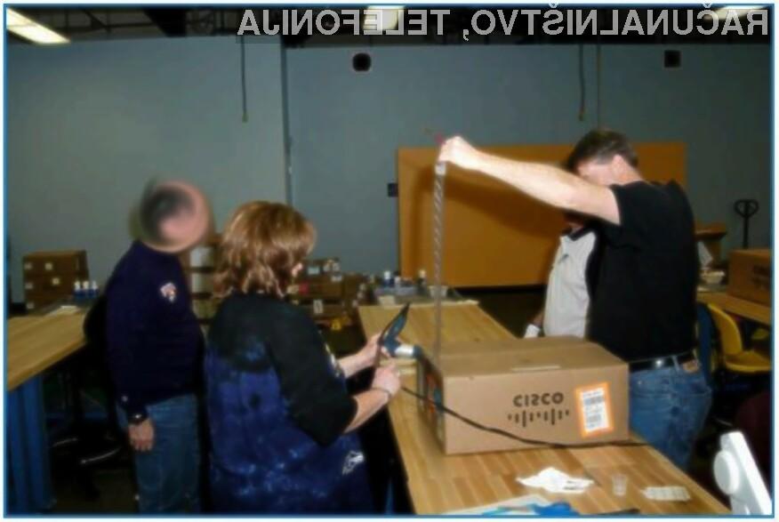 Agenti NSA imajo veliko načinov kako zaobiti varnostne sisteme varnostnih naprav.