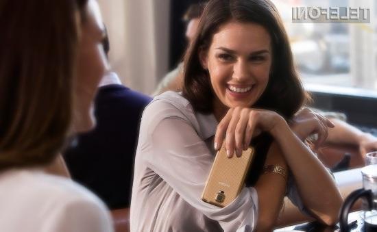 Samsung Galaxy S5 Plus s procesorjem Snapdragon 805