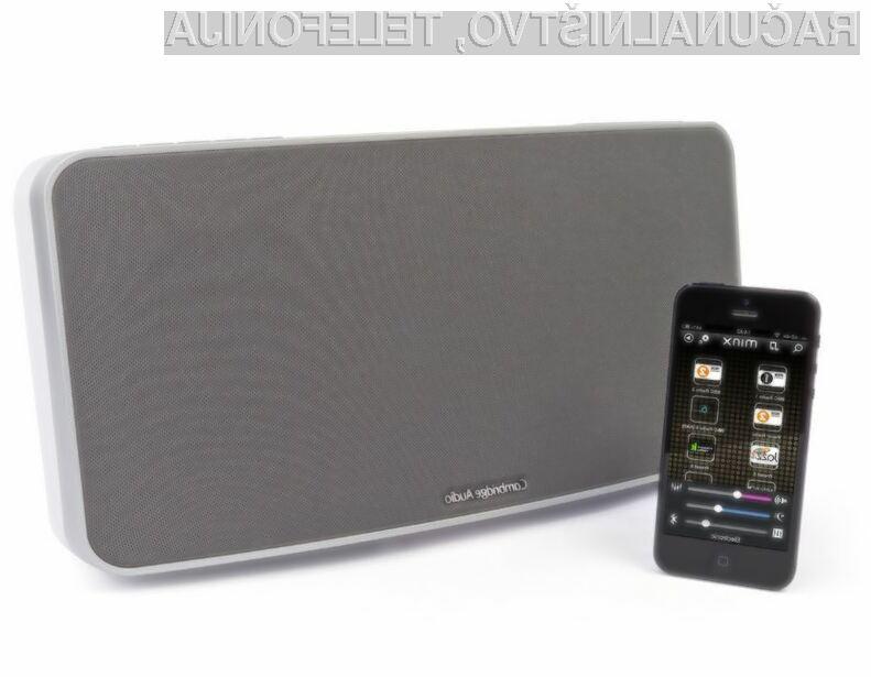 Zvočnik Cambridge Audio Minx Go.
