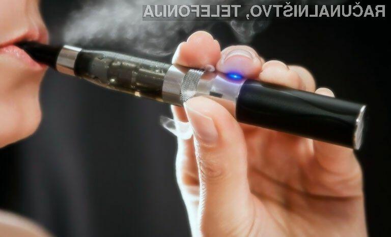 Nepridipravi lahko elektronsko cigareto brez težav okužijo s škodljivo programsko kodo!