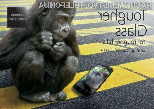 Neuničljivo zaščitno steklo Gorilla Glass 4 kmalu med nami!