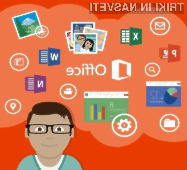 Vse možnosti mobilnega pisarniškega paketa Office so uporabnikom odslej na voljo povsem brezplačno!