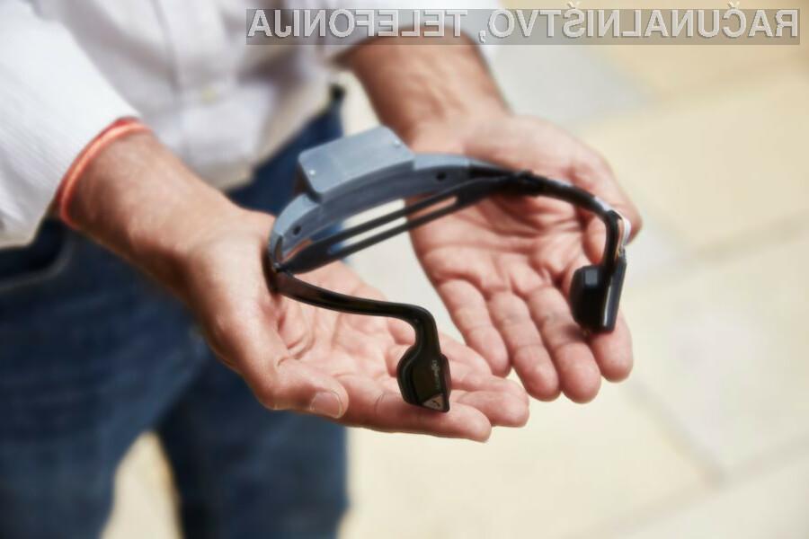 Microsoftove pametne slušalke bi zagotovo pomagale slepim in slabovidnim do večji samostojnosti.