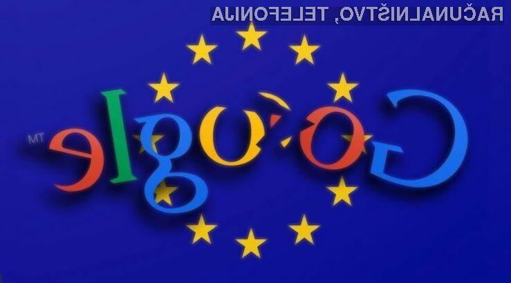 Google je z ukrepi Evropske unije pričakovano vse prej kot zadovoljen!