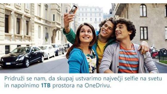 Si za selfie? #1TBSLO
