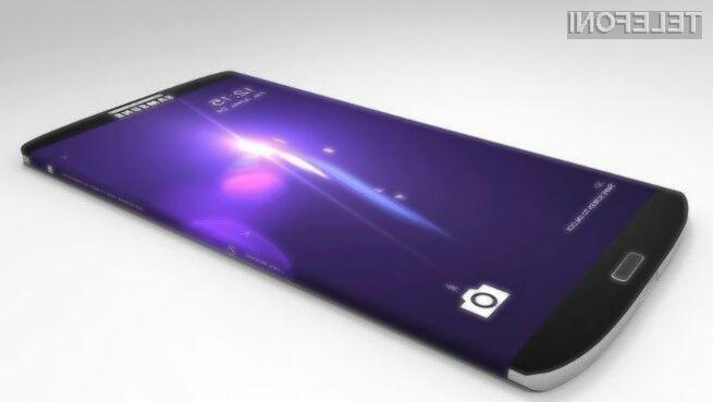 Od pametnega mobilnega telefona Samsung Galaxy S6 se pričakuje veliko!