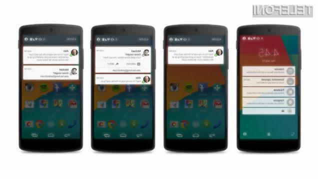 Android 5.0 bo na mobilnik Google Nexus 5 smotrno namestiti šele, ko bo odpravljena napaka s povezavo Wi-Fi.