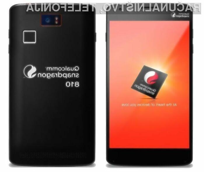 Referenčni mobilni napravi Qualcomm sta opremljeni z najnovejšo tehnologijo.