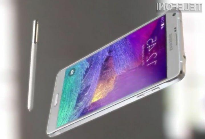 6-palcev za Samsung Galaxy Note 5?