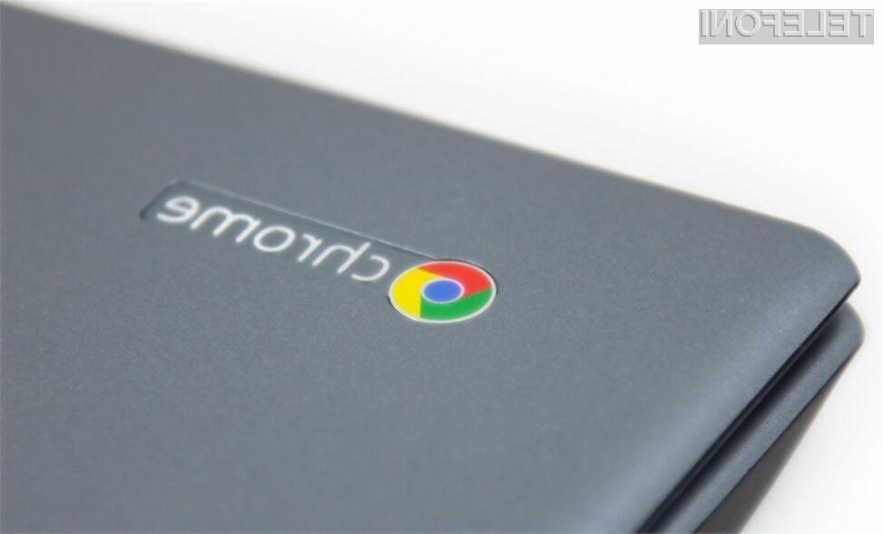 Prenosni računalniki Chromebook so najboljša izbira za izobraževanje!