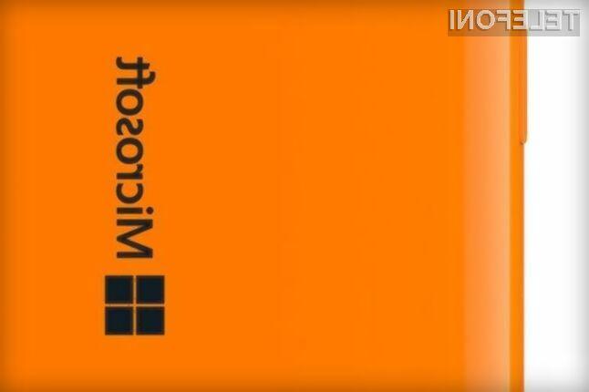 Cenovno ugodni pametni mobilni telefon Microsoft RM-1090 naj bi bil naprodaj še pred koncem letošnjega leta!