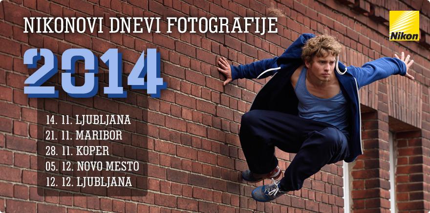 Nikonovi dnevi fotografije 2014