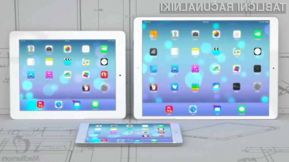Tablica iPad Air Plus bo namenjena najzahtevnejšim uporabnikom!