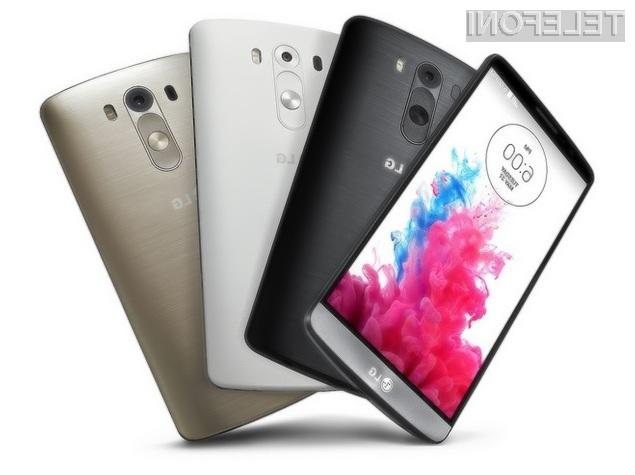 Novi Android bo nedvomno pomladil mobilnik LG G3!
