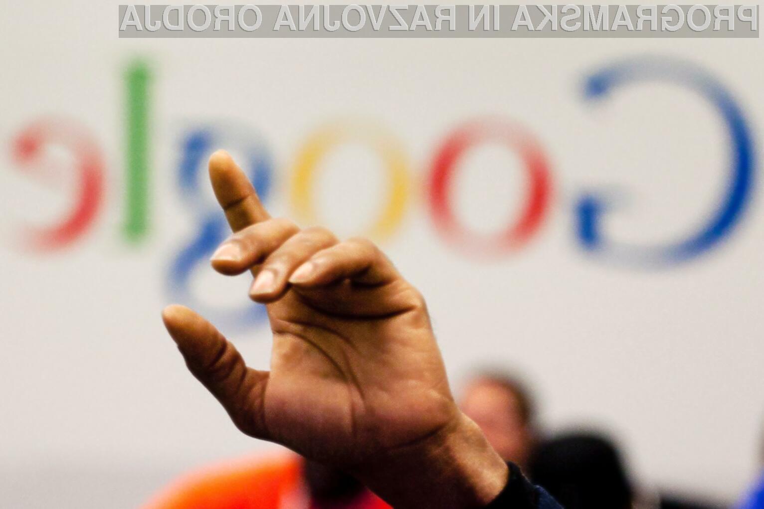Evropska unija z novimi svežnji ukrepov proti Googlu
