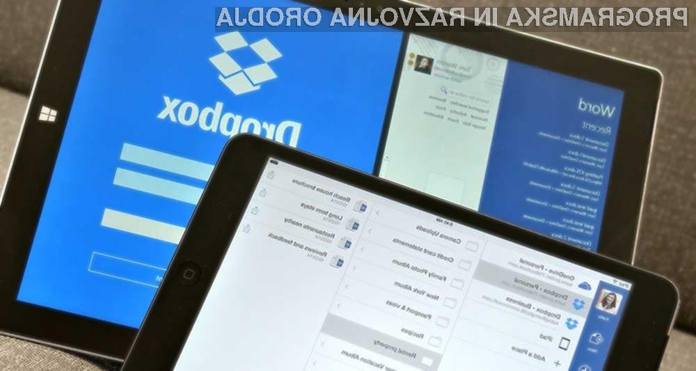 Sklenitev sodelovanja med Microsoftom in Dropboxom bo močno poenostavila življenje uporabnikom pisarniškega paketa Office.