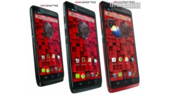 Pametni mobilni telefon Motorola Moto Maxx naj bi v Evropo prispel že konec leta!