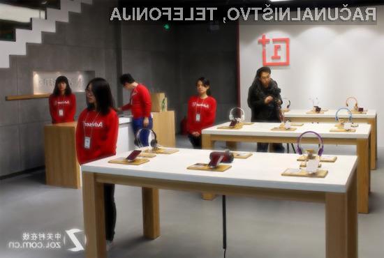 OnePlus s prvo fizično trgovino!