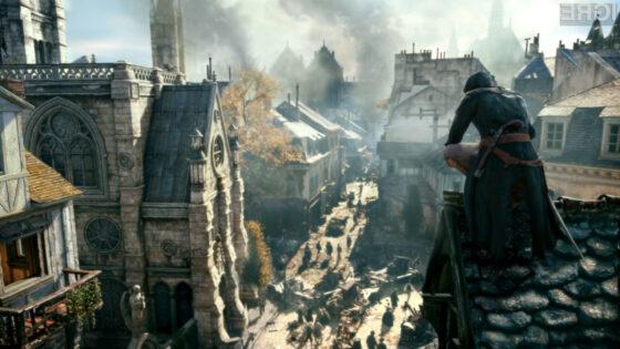 Postani Morilec v Parizu: Opis Assassin's Creed Unity