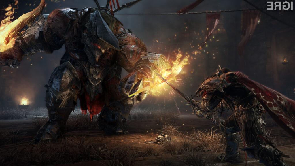 Razočarajoče igranje vlog: Lords of the Fallen