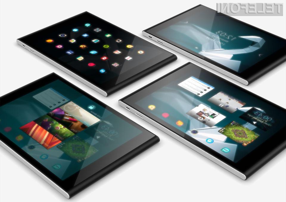 Uporabnikom portala Indiegogo se je prva tablica Jolla z mobilnim operacijskim sistemom Sailfish takoj priljubila.