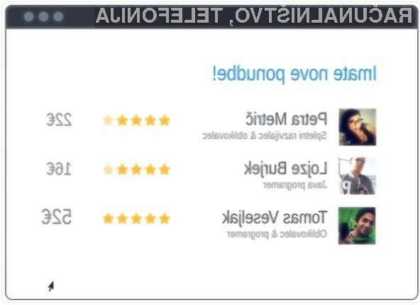 Sloprofi.si je slovenski portal za freelancerje.