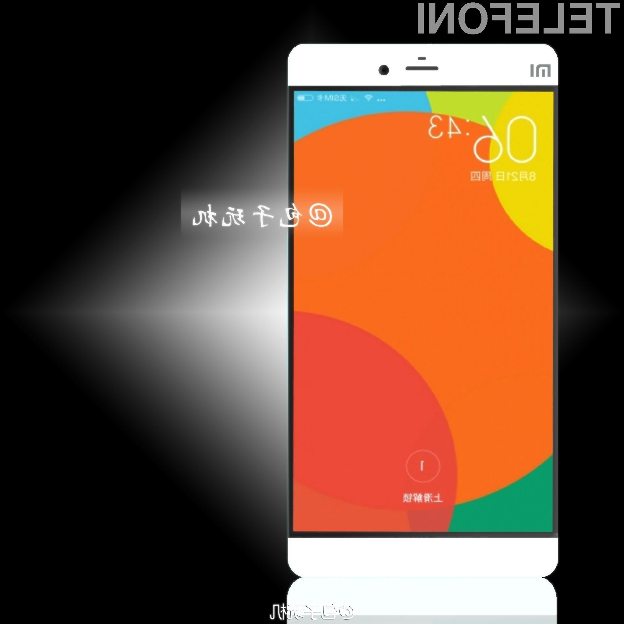 Zaslon mobilnika Xiaomi Mi5 bo ponujal izjemno uporabniško izkušnjo.