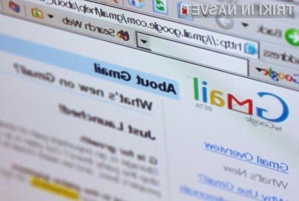 Google je vladnim vohunom preprečil dostop do elektronskega poštnega predala Gmail.