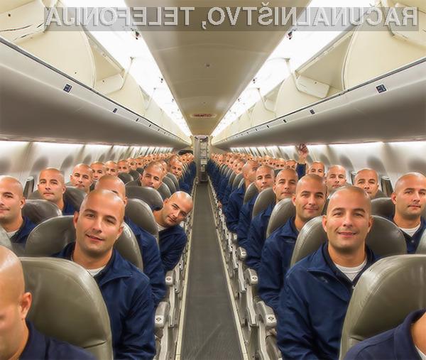 Za izdelavo najboljšega selfija vseh časov je letalski inženir Timothy LaBranche skupno porabil kar šest ur.