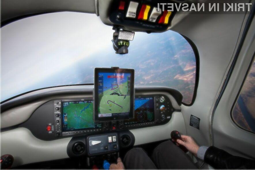 Novo različico programske opreme Xavion bo mogoče celo povezati neposredno z avtopilotom manjšega letala!