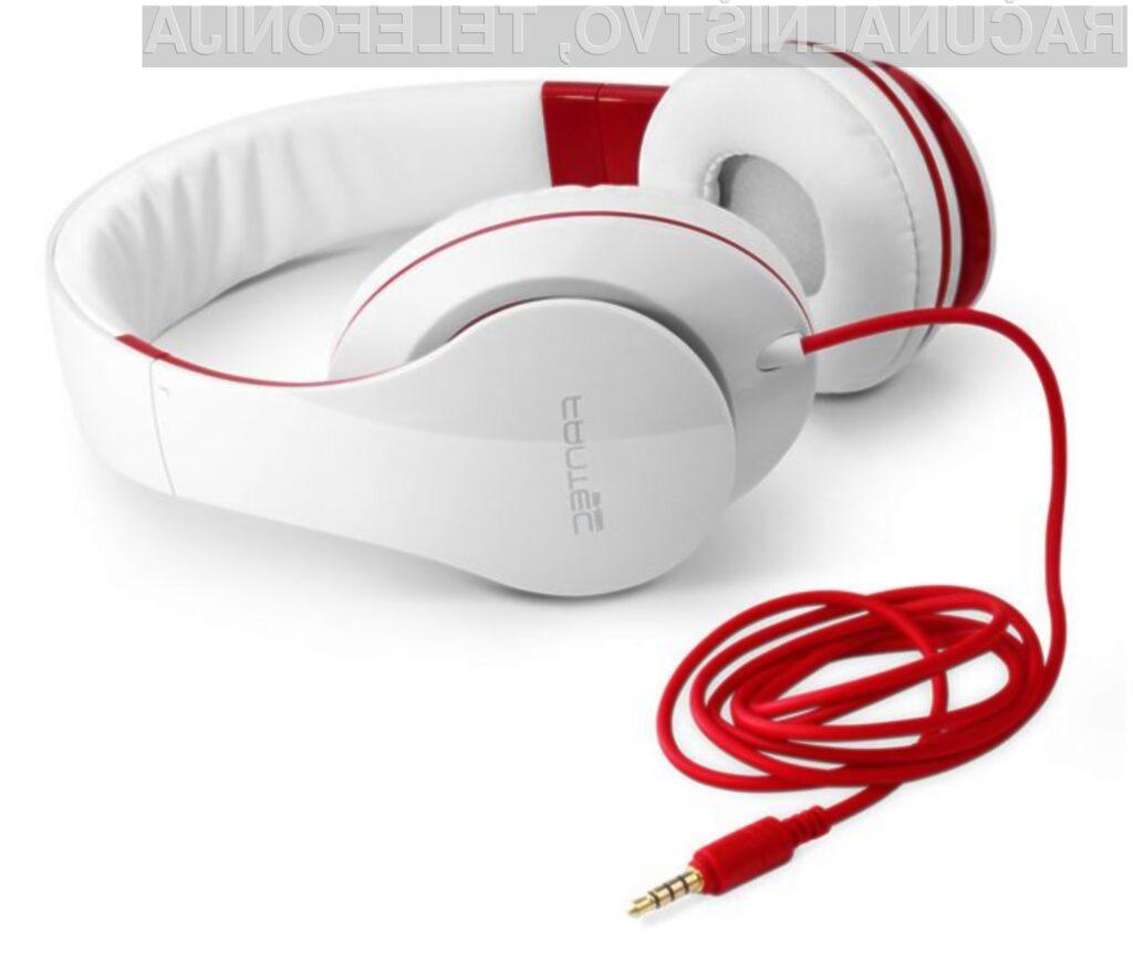 Multimedijske stereo slušalke FANTEC SHP-250AJ