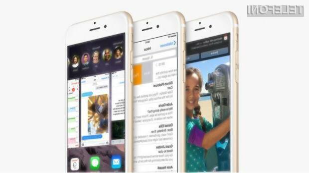 Sistem iOS 8.1.2 prinaša kopico izboljšav za Applove mobilne naprave!