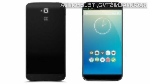 Prvi pametni mobilni telefon kitajskega podjetja Xodiom se lahko brez težav postavi po robu izdelkom vodilnih proizvajalcev mobilnikov.