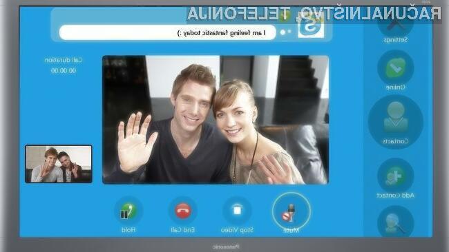 Z uporabo storitve Skype lahko odslej med seboj komunicirajo tudi tisti, ki se zaradi nepoznavanja tujega jezika sicer ne bi razumeli.