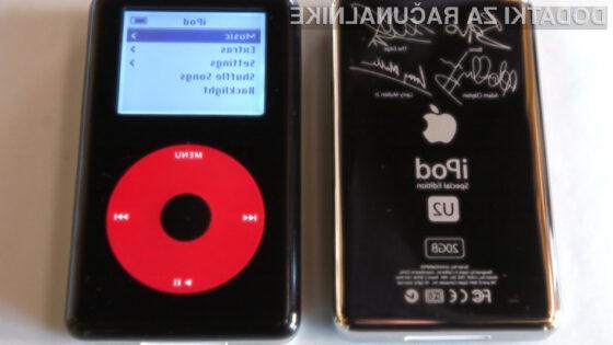 En kupec za klasični iPod na spletnem portalu eBay zahteva celo preračunanih 145 tisoč evrov!