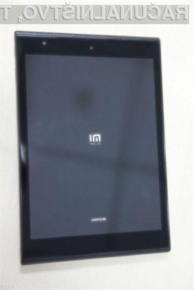 Xiaomi MiPad 2 bo znatno cenejši v primerjavi z Applovo tablico iPad mini.