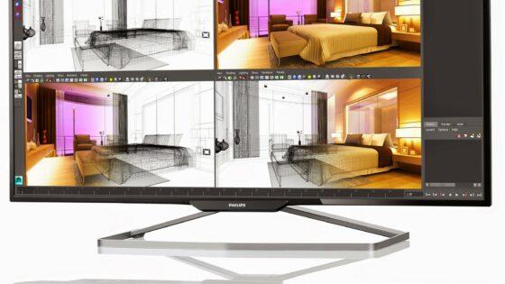 Od najmanjših detajlov do široke slike s Philipsovim 40 – palčnim 4K UHD zaslonom