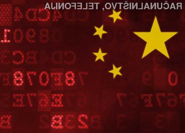 Kitajska naj bi kmalu vse računalnike in mobilne naprave na svojem ozemlju celo opremila z lastnim operacijskim sistemom.