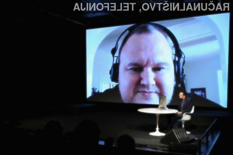 Nova spletna storitev podjetnega Kima Dotcoma naj bi predstavljala neposredno konkurenco celo Skypu.