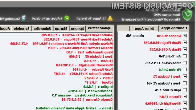 Brezplačni program Patch My PC bo poskrbel za samodejno nameščanje popravkov nameščenim programom!