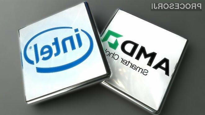 Najzahtevnejši uporabniki še vedno posegajo zgolj po procesorjih podjetja Intel.