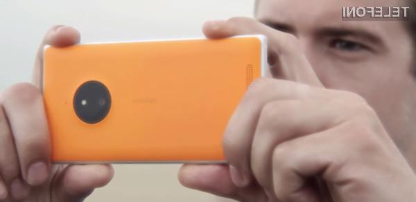 Mobilni operacijski sistem Lumia Denim bo pomladil pametne mobilne telefone Lumia.
