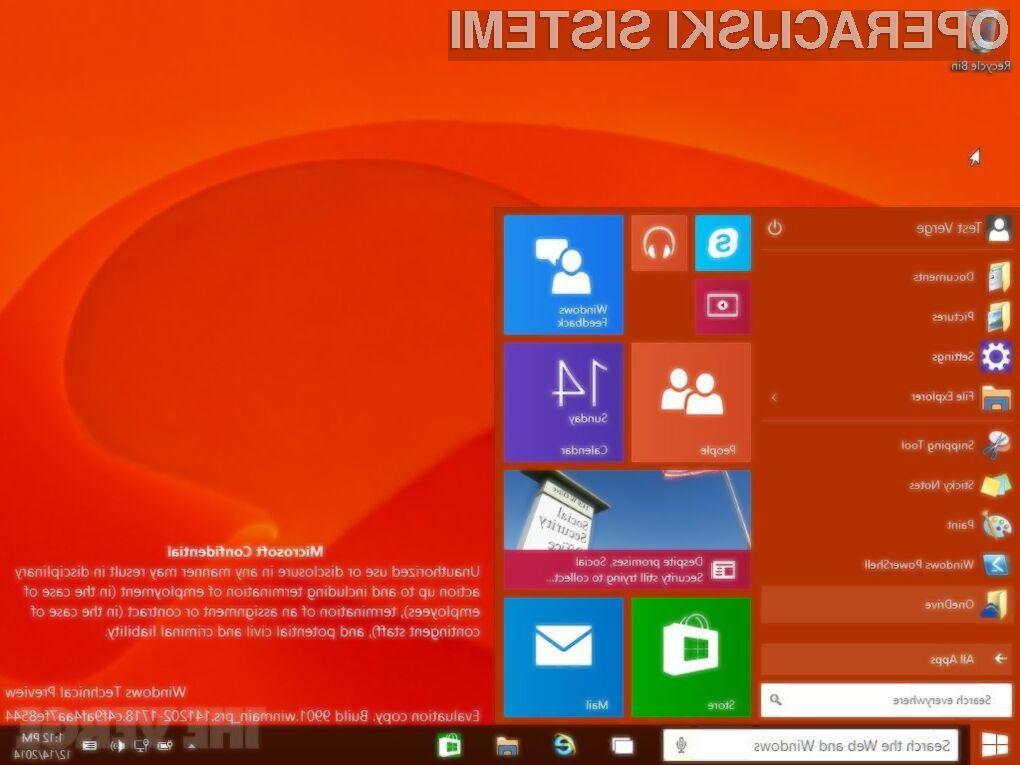 Pirati položili prste na Windows 10 za končne uporabnike!