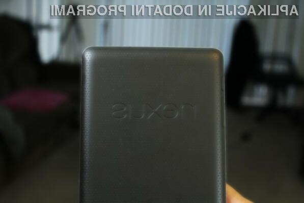 Android 5.0.2 na voljo za Nexus 7!
