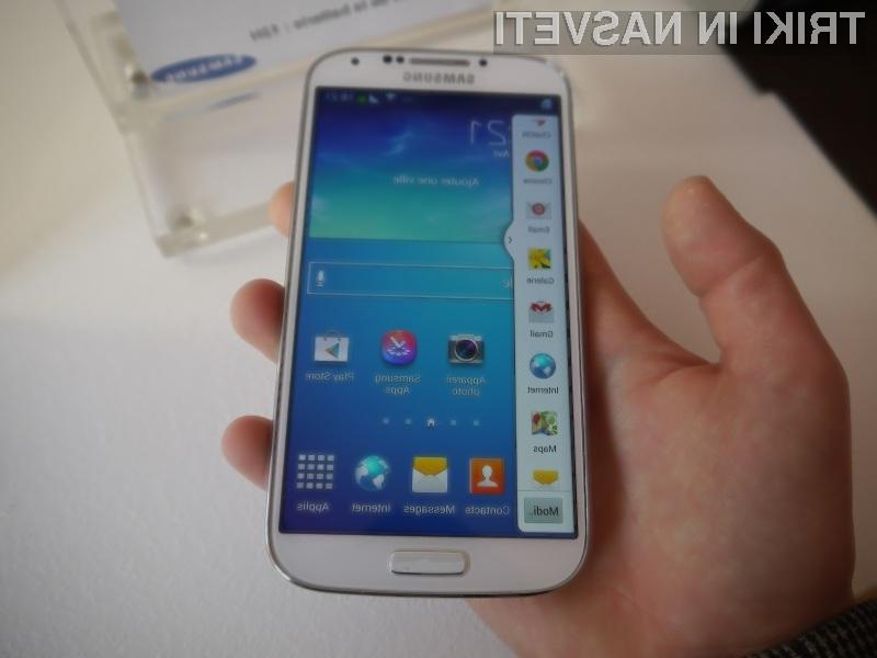 Android 5.0 Lollipop se več kot odlično prilega mobilniku Samsung Galaxy S4.