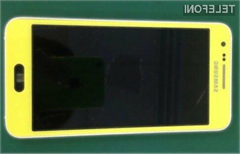 Samsung Galaxy S6 s 5,5-palčnim zaslonom?