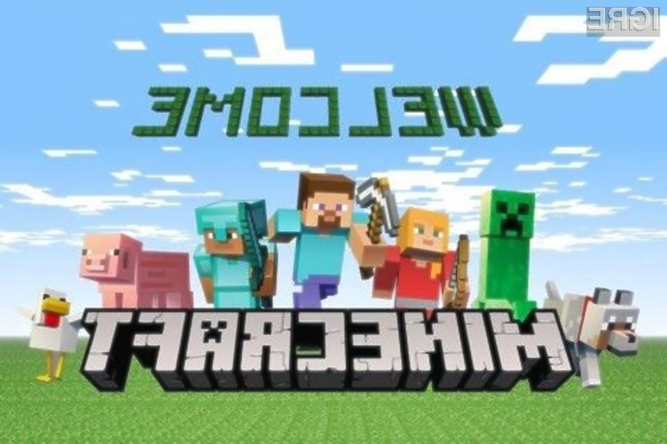Mobilna igra Minecraft: Pocket Edition je bila doslej prenesena že 30 milijonov krat!