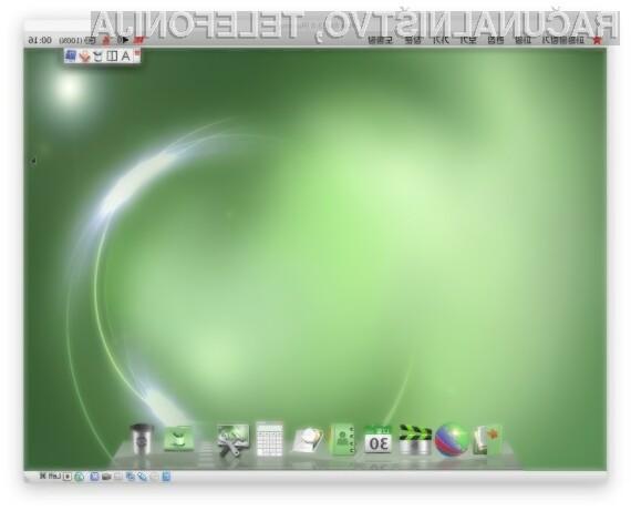 Severnokorejski Red Star OS 3.0 je na las podoben Applovemu sistemu OS X.