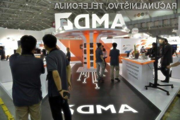 Podjetje AMD še vedno išče izhod iz krize!