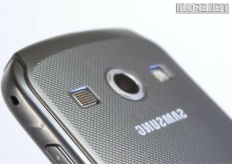 Vzdržljivi Galaxy Xcover 3 naj bi bil naprodaj še pred pomladjo!